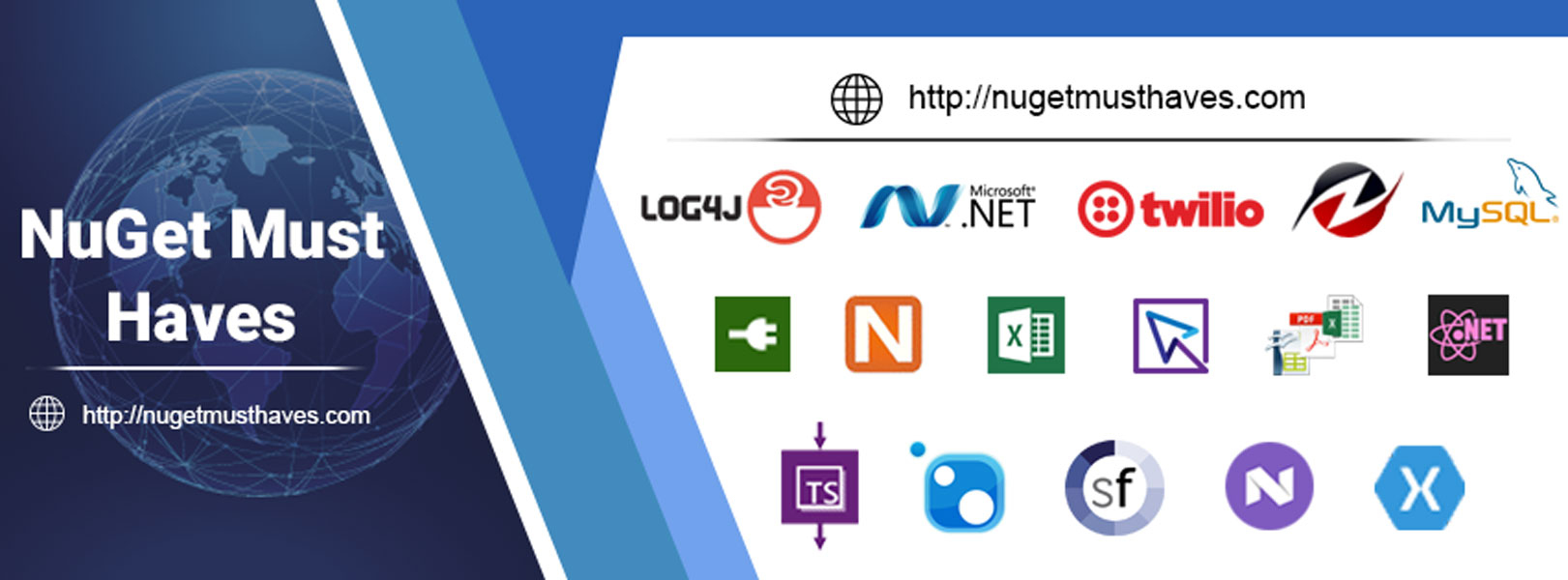 Popular NuGet Package Tags - NuGet Must Haves Package